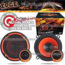 "Edge Audio ED305-E2 5.25"" inch 420w Car Door Component Speakers System Set"