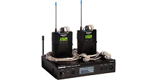 New Shure Psm 300 Twin Pack Pro Personal Monitor System Iem P3Tra215Cl