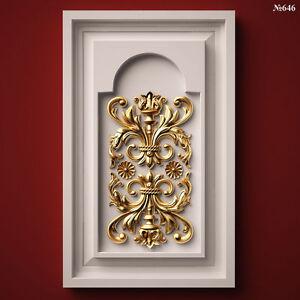 (646) STL Model Door Panel for CNC Router 3D Printer  Artcam Aspire Cut3d