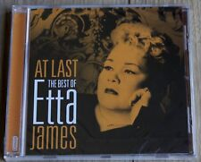 Etta James - At Last - The Best of Ella James (2011) - A New CD - In Wrappers
