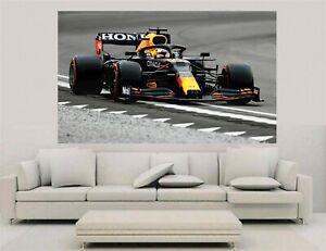 Canvas Wall Art - F1 2021 - Red Bull