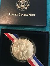 2004-P LEWIS AND CLARK BICENTENNIAL UNCIRC. SILVER $. ALL ORIGINAL GEM BU W/COA