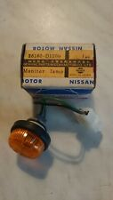 Nissan Datsun Sunny B11, wing side repeater lamp, new genuine part.