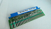 Sega original arcade game classic board WONDER BOY non jamma harness ADAPTER