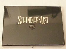 Shindler's list LIMITED EDITION BOXED SET 100,000 issued Each Numbered UNOPENED