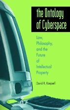 ONTOLOGY OF CYBERSPACE - NEW HARDCOVER BOOK
