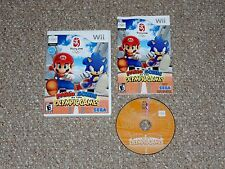 Mario & Sonic at the Olympic Games Beijing 2008 Nintendo Wii Complete