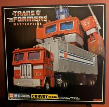 TAKARA TRANSFORMERS MASTERPIECE OPTIMUS PRIME MP-4 CONVOY AUTHENTIC BNIB