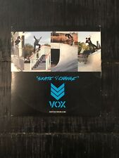 Vox Skate 4 Change Dvd Skateboard Hale Ryan Smith Duffy Strubing Bachinsky