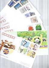 PRC China FDC / Commemorative Lot of 30 + Hong Kong Pandas, France, New Year
