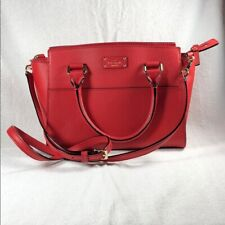 Kate Spade - Small Lane Grove Street Purse (Red)