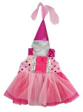 """PINK PRINCESS DRESS WITH HAT CUDDLES OUTFIT FITS 15""""-16"""" (40CM)  BUILD A BEAR"""