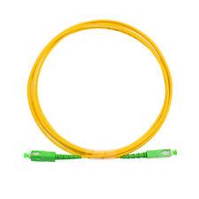 Fibre optique FTTH SC-APC SC-APC pour Orange Bouygue SFR