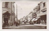 Devon postcard - Fore Street, Devonport, Plymouth - RP