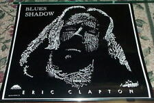 Eric Clapton 1994 Cool Timeline Vintage Poster Last One