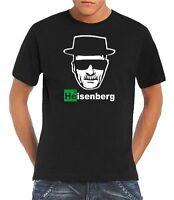 Heisenberg He2 Inspired Breaking Bad Walter White Unisex T-Shirt