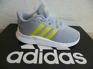 Adidas Children's Trainers Running Shoes Ll-Schuhe Sneakers Slippers Grey New