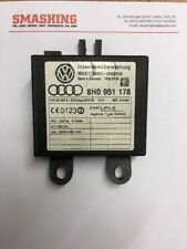 Audi A4 (03-09) Convertible Alarm Movement Sensor Control Module ECU - 8H0951178