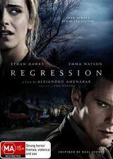 Regression - DVD Movie - Ethan Hawke Emma Watson David Thewlis - Drama - NEW