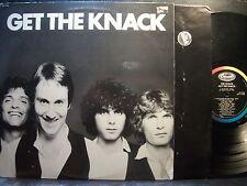 THE KNACK Get the Knack LP 1979 Capitol EX My Sharona