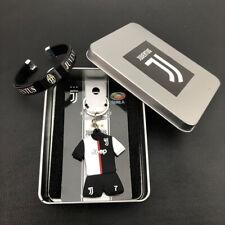 C Ronaldo7# Keychain Wristband Wristlet Juventus Soccer Football Club Fan gift