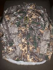 NWT Under Armour Chesapeake Realtree Hunting Fishing Button Down Shirt Sz XL