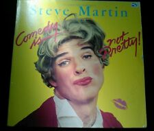 STEVE MARTIN COMEDY IS NOT PRETTY RECORD ALBUM