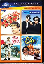 ANIMAL HOUSE BLUES BROTHERS THE JERK CAR WASH DVD R1 STEVE MARTIN RICHARD PRYOR