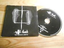 CD Metal Ephel Duath - The Painter's Palette (9 Song) Promo EARACHE REC cb