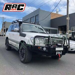 ADR Approved Bull Bar Winch Bar suit Landcruiser 105 Series (Fits: Solid Axle)