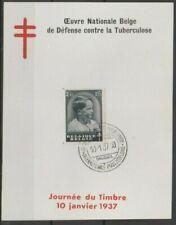 """Belgique België, Souvenir philatélique """"Roi Baudouin"""", bien"""