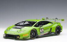 Autoart 81529 - 1/18 Lamborghini Huracán Gt3 - Verde Mantis / Pearl Green #63