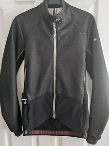 Assos 851 Airblock Winter Jacket Black Large