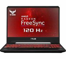"""ASUS TUF FX505DY 15.6"""" Full HD computadora portátil de videojuegos AMD Ryzen 5 3550H 8GB Ram 256GB SSD"""