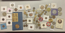 70 * Different Coins (Cool Foreign Coins And United States And Commemorative Mix