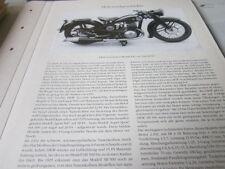 Archivio MOTO storia 1140 DKE SB 500 VIAGGI SPORT MODELLO
