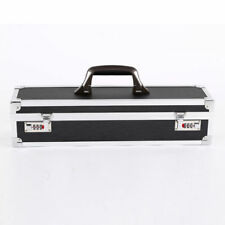 Chef Knife Roll Bag Chef Knife Storage Case Aluminium Security Number Lock Case