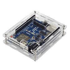 UNO Board ESP8266 ESP-12E + Case for ArduCAM 2MP 5MP Mini Camera Arduino UNO R3