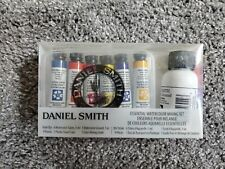 Daniel Smith Essential Watercolor Mixing Set 6 Tubes, 5ml