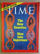 TIME magazine Apr19 1971 New GENETICS-Joe Cocker-HITLER Memorabilia-CAR ADS