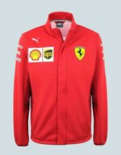 Scuderia Ferrari Replica Team Softshell Jacket