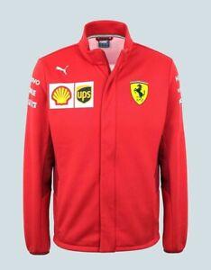 Scuderia Ferrari Replica Team Softshell Jacket