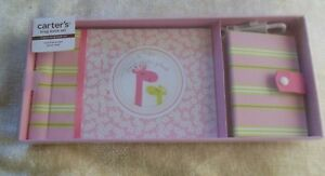 Carter's Grandma's 2 Piece Brag Book Set Pink