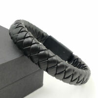 Leather USB Charging Data Sync Cable Bracelet Wrist Band Charger Type C Line