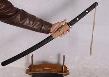 Full Functional 9260 Spring Steel Blade Handmade Japanese Samurai Sword Sharp