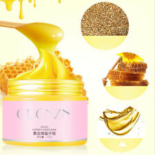 Honey Peel Off Hand Cream Paraffin Hand Wax Mask Gel Moisturizing Whitening Care