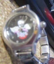 vintage Ed Hardy womens quartz Watch model 2035