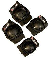 Razor Child Multi-Sport Elbow & Knee Pad Safety Set - Black | 96770
