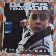 BLUES TRAVELER - SAVE HIS SOUL, Ltd 1st Press 2LP COLORED VINYL #'d Jacket NEW!