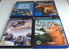 Pacific WARRIORS 2 + Battle over the P. + DROPSHIP + Conflict: Desert Storm 2